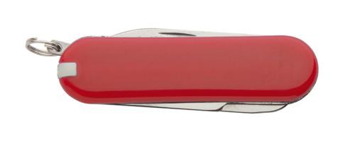 Castilla multifunkční kapesní mini nůž Červená