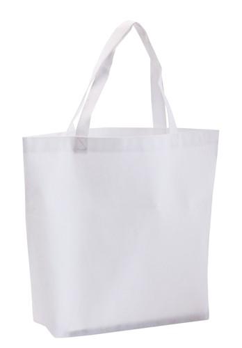 Shopper taška Bílá