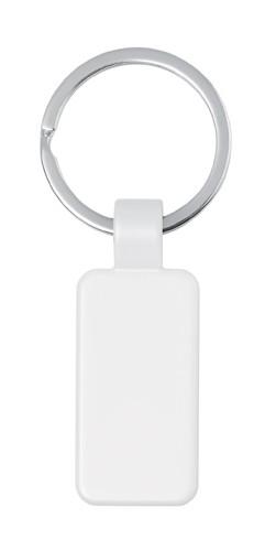 Doros přívěšek na klíče Bílá