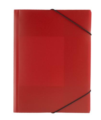 Alpin pvc složka na dokumenty Červená