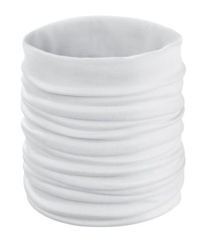 Cherin víceúčelový šátek Bílá