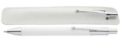 Gavin kuličkové pero Bílá