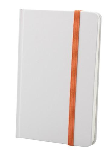 Yakis poznámkový blok Oranžová