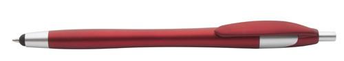 Naitel dotykové kuličkové pero Červená