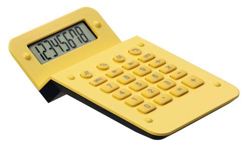 Nebet kalkulačka Žlutá