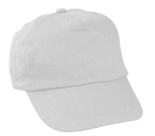 Sportkid dětská čepice Bílá