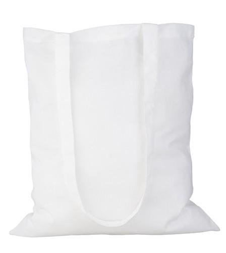 Geiser bavlněná nákupní taška Bílá