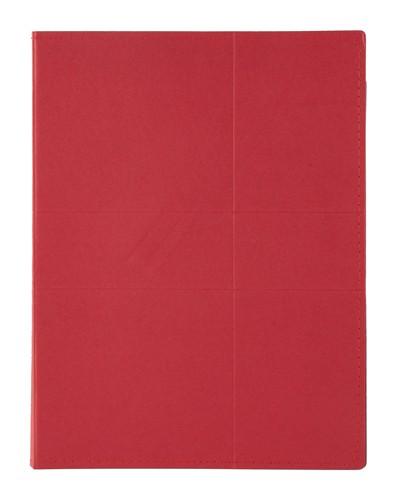 Comet desky na dokumenty Červená