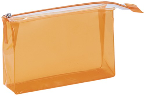 Lux kosmetická taška Oranžová