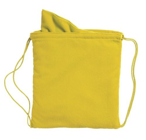 Kirk ručník v pytlíku Žlutá