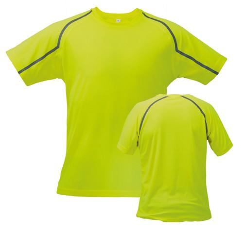Fleser tričko Žlutá