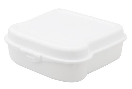 Noix box na svačinu Bílá
