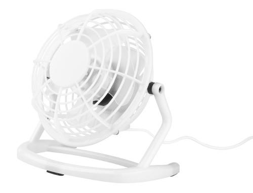 Miclox mini větrák Bílá
