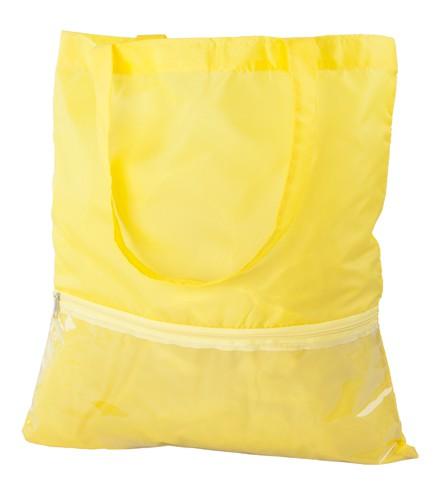 Marex nákupní taška Žlutá