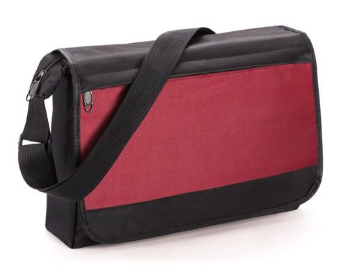 Zukar taška přes rameno Červená