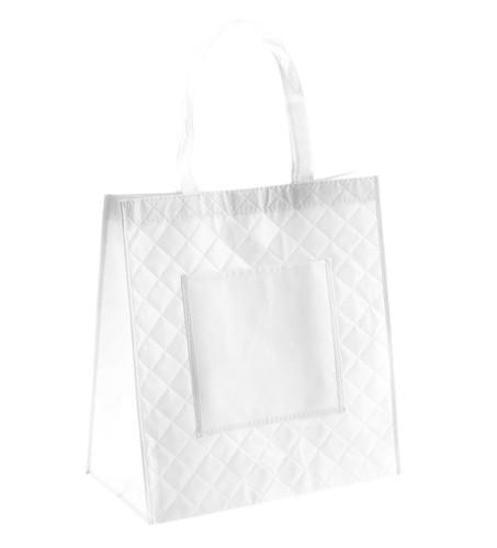 Yermen nákupní taška Bílá