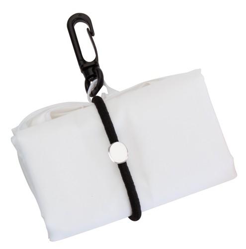 Persey skládací nákupní taška Bílá