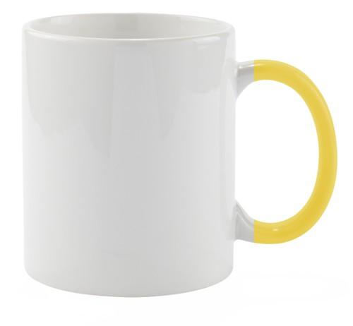 Plesik hrnek Žlutá
