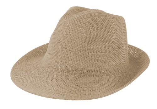 Timbu slámový klobouk Natur