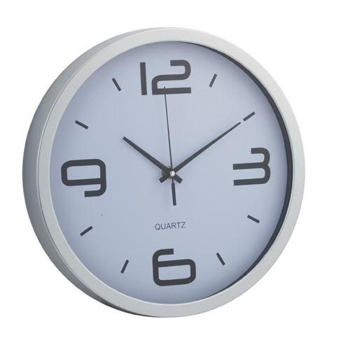 Cronos nástěnné hodiny Bílá