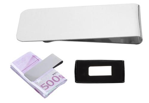 Mercur klip na bankovky