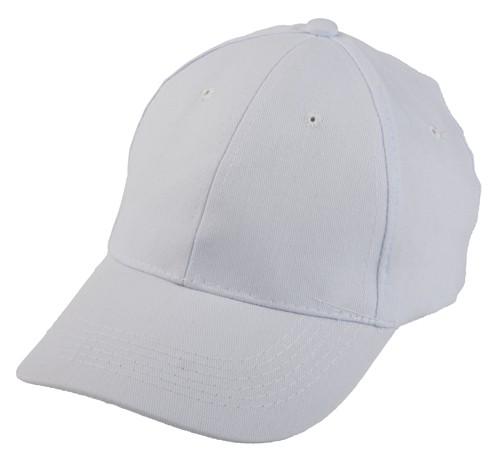 Konlun baseballová čepice Bílá