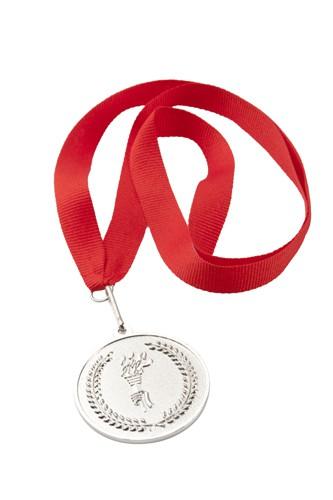 Corum medaile Stříbrná