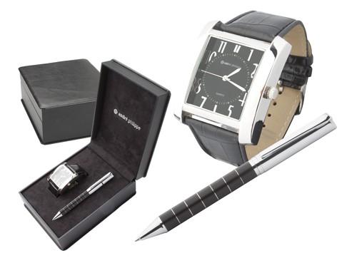 Carmaux set hodinek a pera