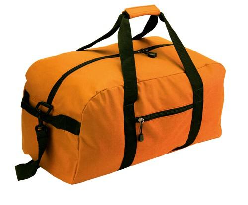 Drako sportovní taška Oranžová