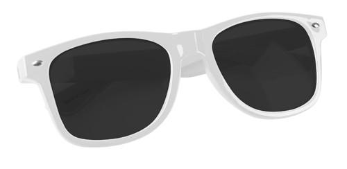 Xaloc sluneční brýle Bílá