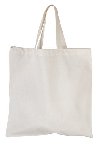 Shorty bavlněná nákupní taška Natur
