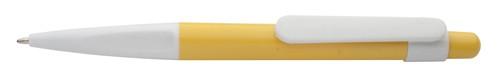 Melbourne kuličkové pero Žlutá