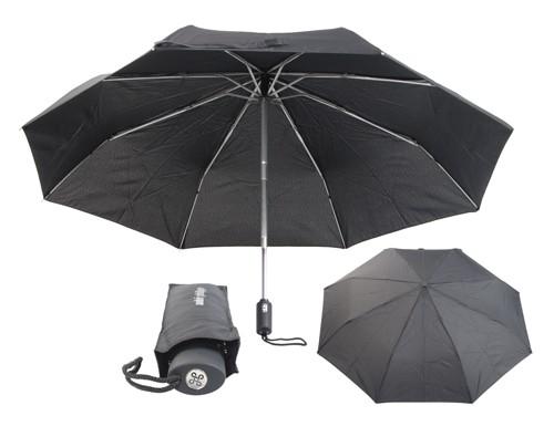 Palais deštník Černá
