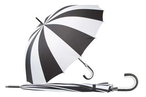 Cirrus deštník Bílá