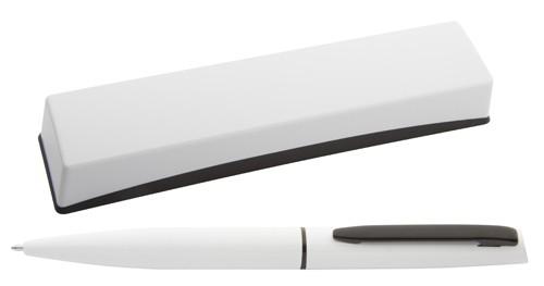 Rossi kuličkové pero Bílá