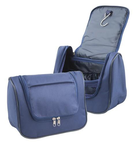 Aisha kosmetická taška Modrá