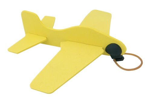 Baron letadlo Žlutá