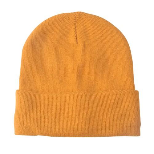 Lana zimní čepice Oranžová