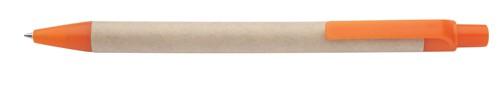 Tori kuličkové pero Oranžová