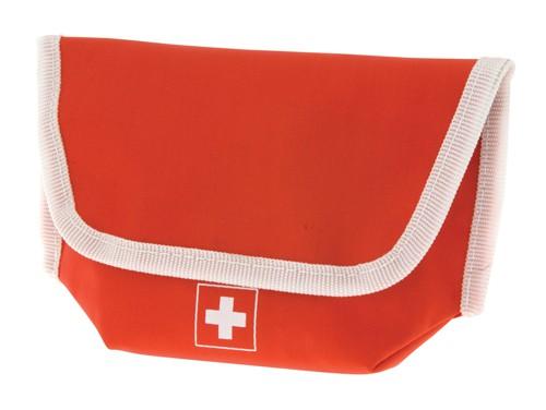 Redcross lékárnička Červená