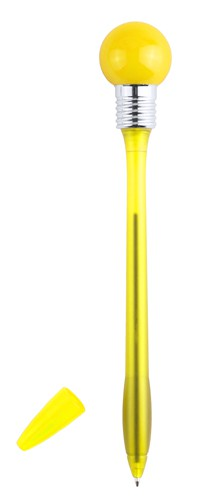 Nicky kuličkové pero Žlutá