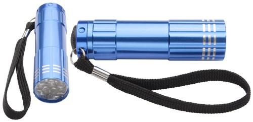 Spotlight led baterka Modrá