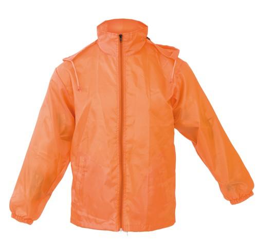 Grid pláštěnka/větrovka Oranžová