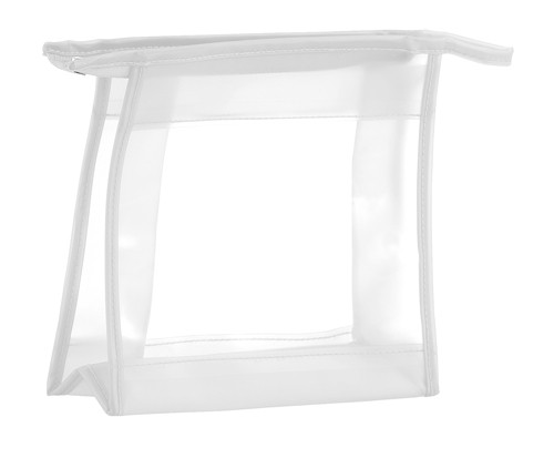 Aquarium kosmetická taška Bílá