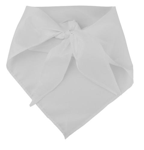Plus šátek Bílá