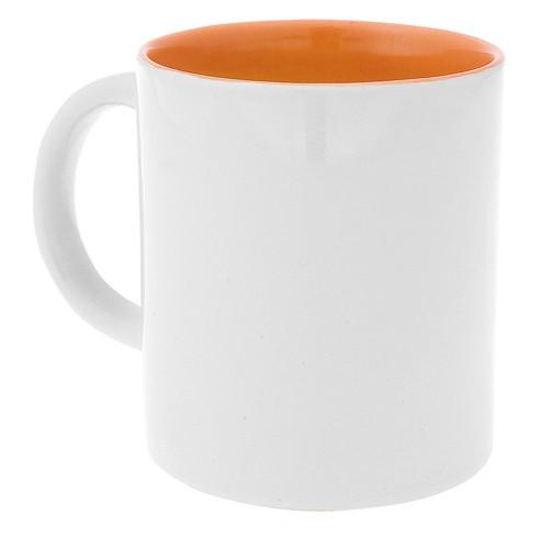 Loom hrnek Oranžová