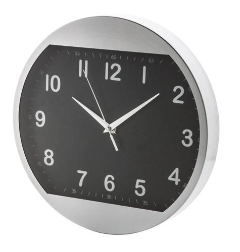 Tucana nástěnné hodiny Černá