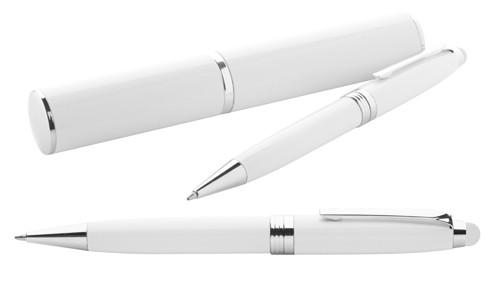 Hasten dotykové kuičkové pero Bílá