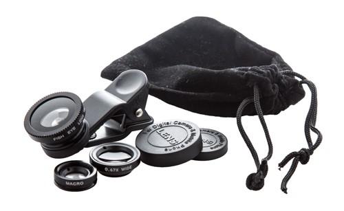 Optix speciální čočky na smartphone Černá