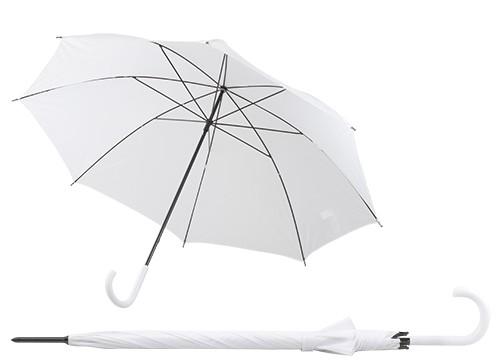 Faldo deštník Bílá